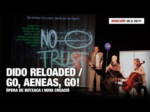 Dido reloaded go aeneas go cartellera de teatre for Cartellera teatre barcelona