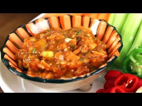 Korean Recipe: How to Make Homemade Ssamjang a Korean Dip – 쌈장
