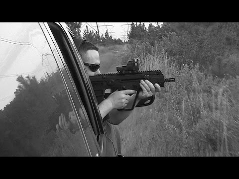 big 3 - IWI gives us the scoop on the X95 and we do some range time with the Micro-Tavor and the C-TAR. Special thanks to the Big 3 for hosting us...and supplying the ammo. http://www.israel-weapon.com/...