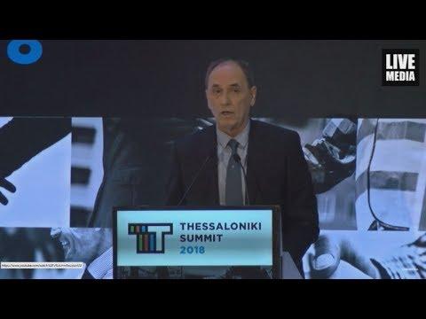 Απόσπασμα από την ομιλία του Γιώργου Σταθάκη στην 3η Σύνοδο «Thessaloniki Summit 2018».