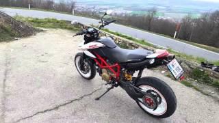 9. Ducati Hypermotard 1100 Evo SP.