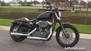 3. Used 2012 Harley Davidson Sportster Nightster Motorcycle for sale