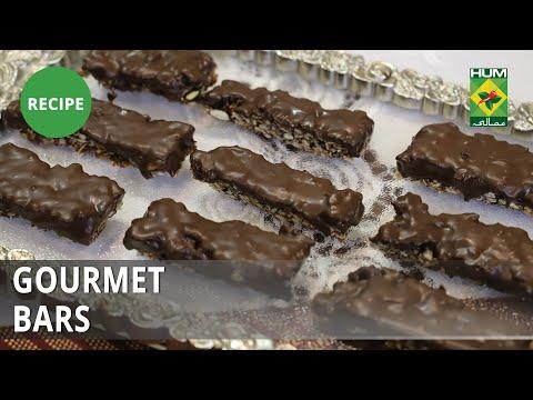 Gourmet Bars Recipe | Masala Mornings | Shireen Anwar | Dessert