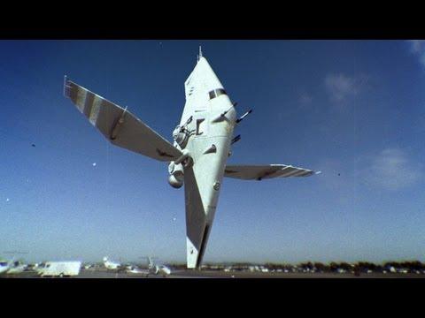 El F-7 Harpoon un proyecto secreto en los años 60