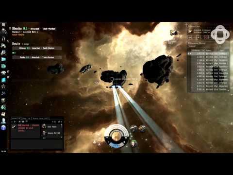 EVE Online: En el espacio nadie te oye gritar