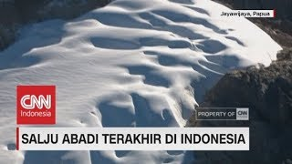 Download Video Salju Abadi Terakhir di Indonesia MP3 3GP MP4
