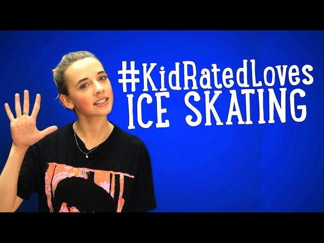 #KidRatedLoves Ice Skating