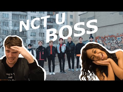 NCT U Boss MV Reaction!