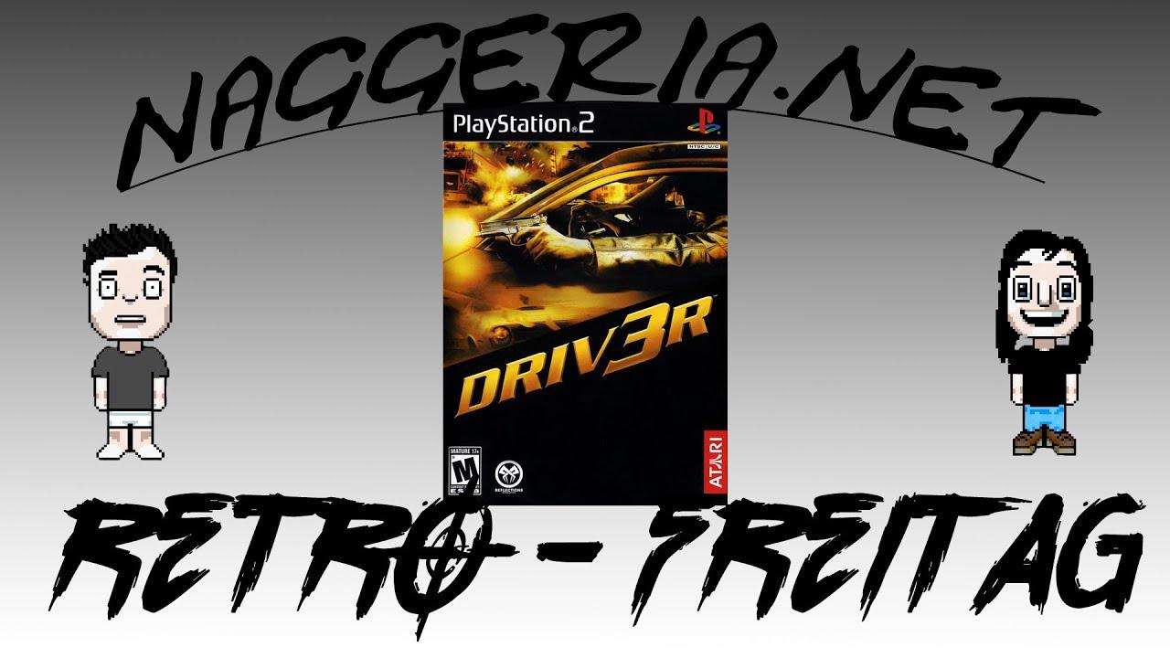 [Retro-Freitag] Driv3r (PS2)