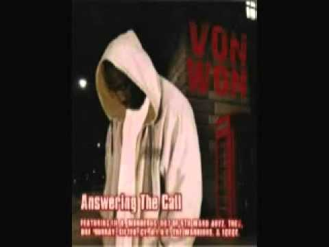 Christian Rap: Von Won; By Any Means Necessary