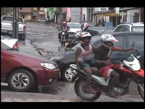 Período chuvoso começou em São Luís