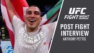 UFC Nashville: Anthony Pettis - 'This is Who I am. I Take the Big Challenges'