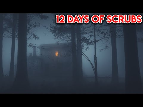 MY SCARIEST EXPERIENCES...(12 Days of Scrubs #5)