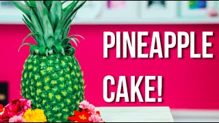 Video How To Make A PINEAPPLE CAKE! Pineapple Infused Vanilla Cakes with PINEAPPLE BUTTERCREAM! MP3, 3GP, MP4, WEBM, AVI, FLV Maret 2018