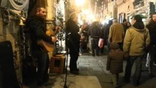 Sarzana Italy  city images : Sarzana( Italy) by night.. 23/12/12