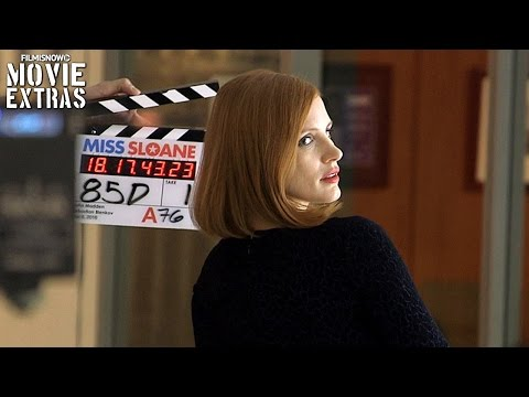 Go Behind the Scenes of Miss Sloane (2016)