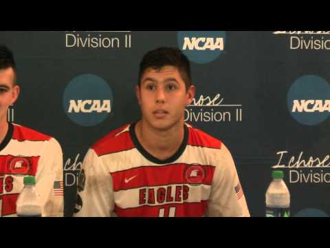 Carson-Newman Soccer: Final Four Postgame Press conference