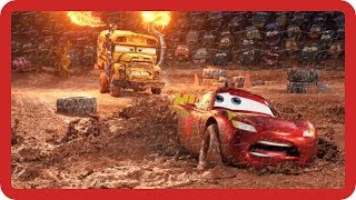 If you love Cars 3 from Disney Pixar you'll love this jigsaw puzzles for kids. The jigsaw puzzle we are putting together today features Lightning McQueen being scared by a big monster truck!Have you seen Cars 3 yet? Who is your favourite character? I love Jackson Storm and Cruz Ramirez. Let me know in the comments below.Also, did you know Cars 3 is also known as Carros 3, and Lightning McQueen has many other names around the world including Rayo McQueen and Relampago McQueenJigsaw Puzzles are fun for all the family all around the world, and have many different names depending on where you live - here are a few of them: quebra-cabeças, пазл, паззл, pussel, yapboz, trò chơi xếp hình, أُحْجِيَّةُ الصُّوَرُ الـمُقَطَّعَةُ, 拼图玩具, palapeli, 조각 맞추기 퍼즐, puzzel, skládačka, układanka, rompecabezas, ตัวต่อสำหรับสร้างเป็นภาพ, картинка-пазл, quebra-cabeça, slagalica, puslespil, παζλ, ジグソーパズル, puslespill.😀😀😀😀😀😀😀😀😀😀   SUBSCRIBE   😀😀😀😀😀😀😀😀😀😀Like our videos? Subscribe for more every day http://bit.ly/1N2x3rU❤️💛💙💜❤️💛💙   RECOMMENDED VIDEOS   ❤️💛💙💜❤️💛💙 Disney Jigsaw Puzzles Mickey & Minnie Mouse Pluto Goofy Donald & Daisy Duck Mickey Mouse Clubhousehttps://www.youtube.com/watch?v=7nrhS7E6rwYDinosaur Finger Family Nursery Rhyme Collection Disney Pixar Good Dinosaur with Olaf from Frozen https://www.youtube.com/watch?v=dA6xxx0Ui7oThomas & Friends: Emily Vs Thomas, Percy, Diesel, Toby, James Daddy Finger Nursery Rhyme Compilationhttps://www.youtube.com/watch?v=ZvCLZF-qnwUMickey Mouse Clubhouse Explore - Mickey Mouse Clubhouse Finger Family Children's Nursery Rhymeshttps://www.youtube.com/watch?v=dKngRJqRQXkDinosaur Finger Family Nursery Rhyme Collection Disney Pixar Good Dinosaur Big Hero 6 Hiro Baymaxhttps://www.youtube.com/watch?v=ZtajLzx5NUw