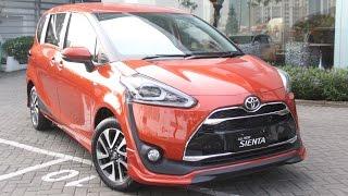 Video Review Toyota Sienta part 1 MP3, 3GP, MP4, WEBM, AVI, FLV November 2017