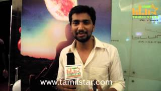 Producer Vishnu Murali at Appuchi Gramam Movie Audio Launch