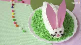 Gâteau petit lapin