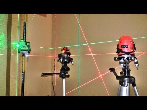 Sturm 4010-02-01 лазерный уровень поворотный корпус с рулеткой 3м