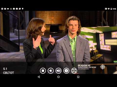 Video of InstaTV Pro