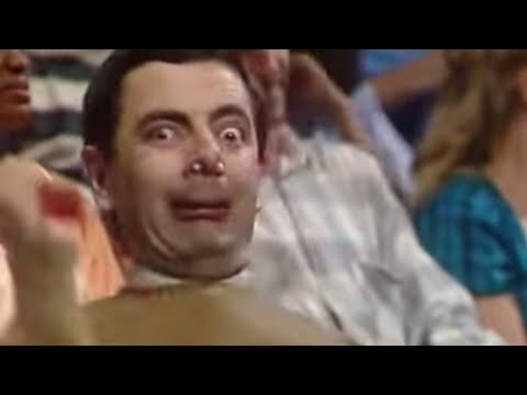 Nutty Bean  Funny Clips  Mr Bean Official