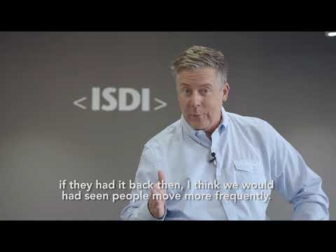 Steve Cadigan @ISDI Mexico On Talent and Digital Transformation in 2018