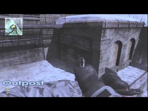 MW3: Secret Hiding Spots on 'Underground' and 'Outpost' w/ Austin and Ryan