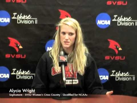 Alycia Wright - Cross Country