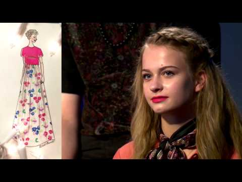 Fashionary X Project Runway Junior  Episode 5