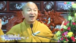 Kinh Niệm Phật Ba La Mật 14: Không dính mắc - vấn đáp - Thích Nhật Từ