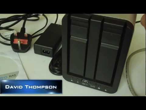Freecom Silverstore 2 Drive NAS Review