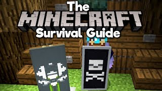 Designing Custom Banners & Shields! • The Minecraft Survival Guide (Tutorial Lets Play) [Part 94]