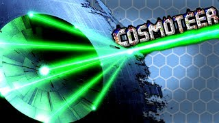 Cosmoteer is about spaceship building and using your creation to fight other ships! Plus the demo is free! Josh builds a Death Star in Cosmoteer and attacks it with X Wings and the Millenium Falcon! The Star Wars creative mode battles are amazing!Download Cosmoteer Alpha Demo for free:https://waltdestler.itch.io/cosmoteer?ac=ox5j9VQF---➤Buy a Shirt! - http://shop.spreadshirt.com/GamingFTL➤Support Josh's video creation - http://www.patreon.com/GamingFTL➤Stalk me on Twitter - https://twitter.com/GamingFTL➤Join the Discord community -  https://discord.gg/XnvRSW7If I say something that bothers or you or that you think was ill-considered, please let me know. I can't promise to be perfect, but I can promise to try to listen, learn, and apologise when I screw up. ✌---