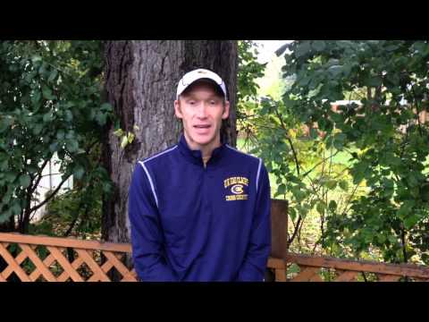 Coach Dan Schwamberger Recaps the Blugold Invite