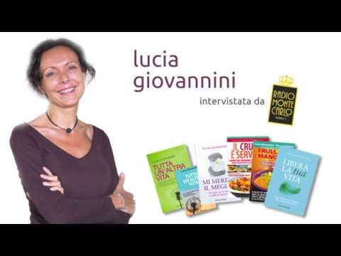 Lucia Giovannini a Radio Monte Carlo