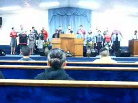 COPS Choir Apostolic Tabernacle Church Part 1