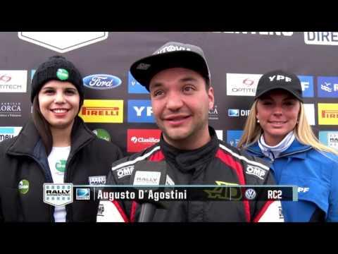 Rally Argentino/ Rally Vuelta de la Manzana Día 1