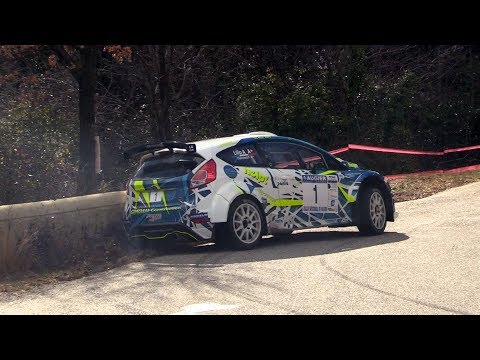 Rallye de Vaison La Romaine 2018 Best of & Mistakes