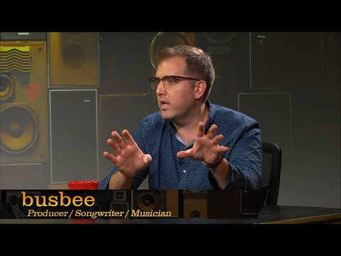 Producer/Songwriter busbee – Pensado's Place #186