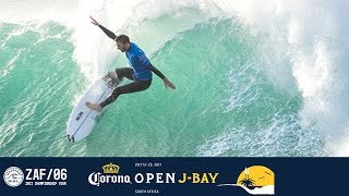 Check out the the best rides from Frederico Morais, taking him to the final day at Jeffreys Bay. Subscribe to the WSL for more...