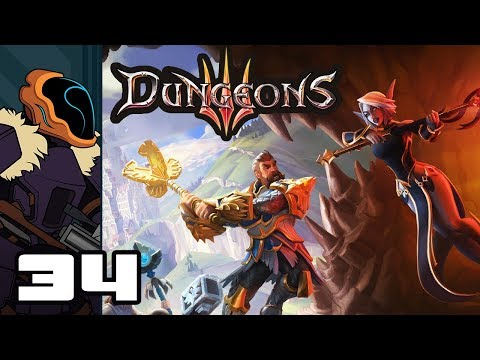 Let's Play Dungeons 3 - PC Gameplay Part 34 - I Hate Spiders!