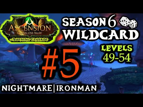 Let's Play Project Ascension (Season 6 Wildcard) - Nightmare Ironman Challenge - Episode 5!