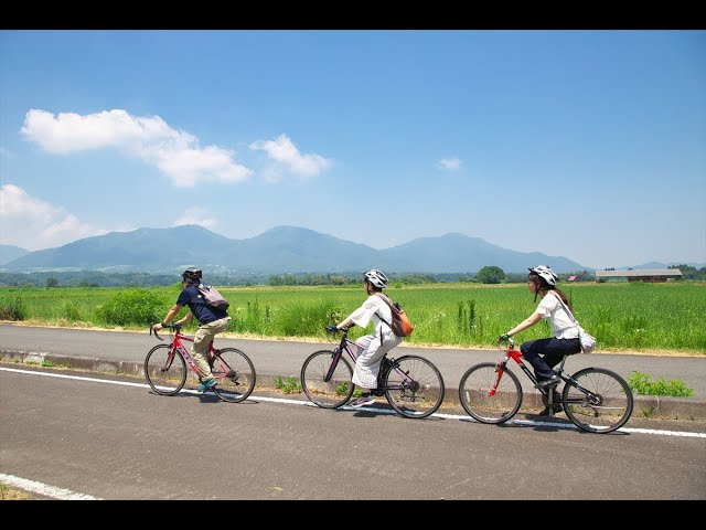 地元ガイドと走る蒜山高原サイクリングツアー