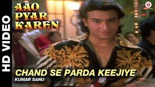 Video Chand se parda keejiye - Aao Pyaar Karen | Kumar Sanu | Saif Ali Khan & Shilpa Shetty MP3, 3GP, MP4, WEBM, AVI, FLV September 2019