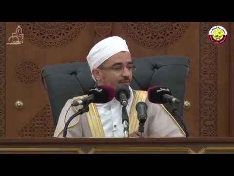 محاضرة العبادة الحية - لفضيلة الشيخ .د / صفوان محمد