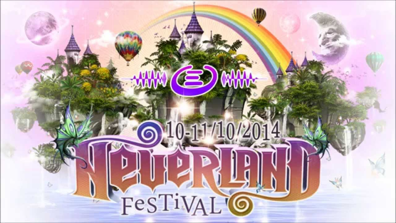 Electric Universe – Guitar Liveact 2014 – Neverland Festival Promo