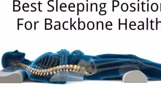 Catchin' Some Zzzzzz's: How our Sleeping Positions Affect our Body